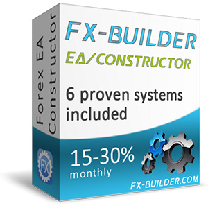 Fx-Builder is automated Forex Expert Advisor