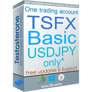TSFX Basic EA is automated Forex robot