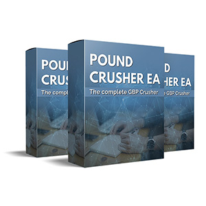 Pound Crusher EA is automated Forex robot