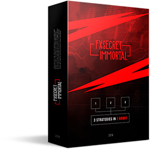 FXSecret Immortal EA is automated Forex robot