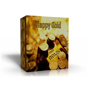 Happy Gold EA is automated Forex robot