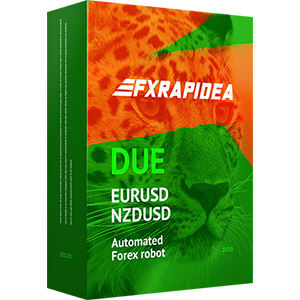 FXRapidEA DUE - very profitable Forex trading systems