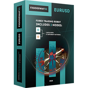 FXGoodWay X2 EA is automated Forex robot