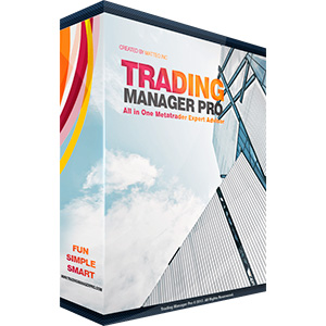 Trading Manager Pro EA is automated Forex robot