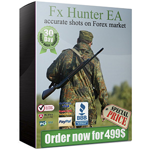 Fx Hunter EA is automated Forex robot