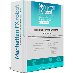 Manhattan FX robot EA is automated Forex robot