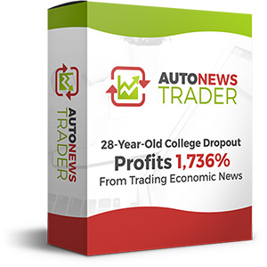Auto News Trader EA is automated Forex robot