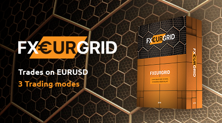 FXEURGrid - reliable EA with lowest drawdown Forex trading systems