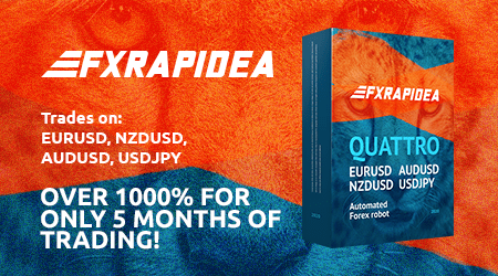 Best automated FXRapidEA built to make profits