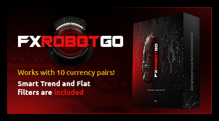 FXrobotGO has the best live results on Forex market