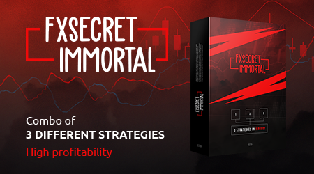FXSecret Immortal the best EA on Forex store